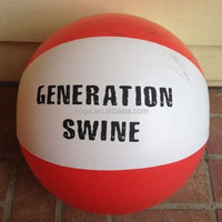 MOTLEY CRUE Generation Swine Promo Inflatable PVC Beach Ball