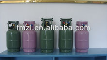 R134a refrigerant gas price CE refillable cylinder