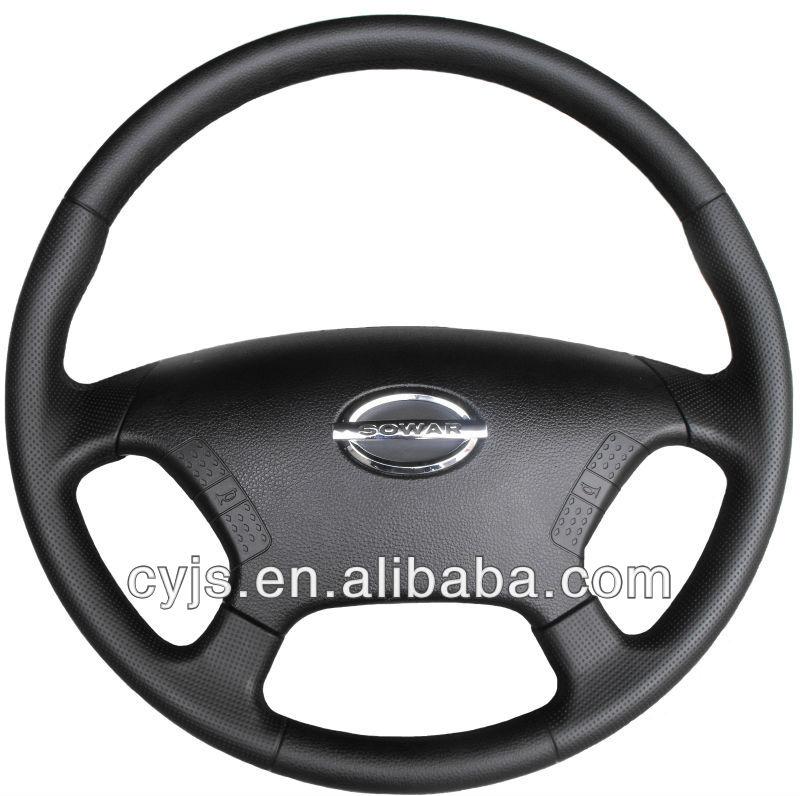 شعبية سباق السيارات/pu عجلة القيادة (CY-F420A)/المقود
