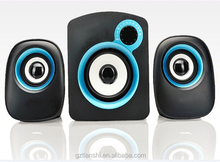 Hottest usb 2.1 speaker for multimedia player from china factory