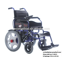 Physical Therapy Equipments Handicapped Electric Wheel Chair &Disable Power Wheelchair