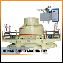 2015 high output vsi crusher, sand making plant for sale