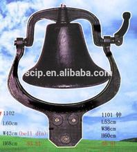 gran campana de hierro fundido para la venta