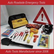 EMERGENCY ROADSIDE AUTOMOTIVE ESSENTIALS TRAVEL KIT
