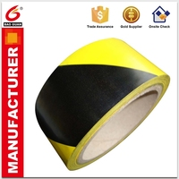 strong adhesion and for Crime Scene pvc Warning Tape