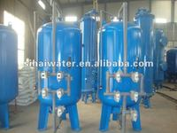 carbon steel lining rubber , pretreatment water tank , RO water treatment plant