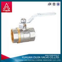 yuhuan chemical resistant ball valve