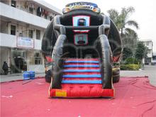 new design inflatable basketball house shooting game