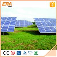 Easy install solar power RoHS CE TUV 120w poly solar panel