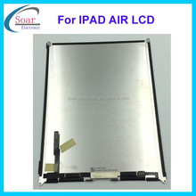 LCD for ipad air LCD screen display,wholesale LCD replacement part for ipad air