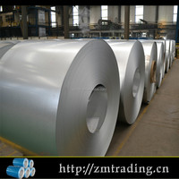 Colored and Galvanized Corrugated Steel Sheet in coil