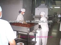 Beef jerky mutton meat dryer and sterilizer 50-500kg/h with CE certificate