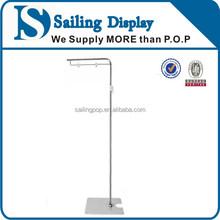 Metal Flooring Display Stand POP Poster Holder