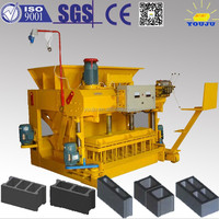 machine for make bricks small brick making machine DMYF-6A equipment for small business at home
