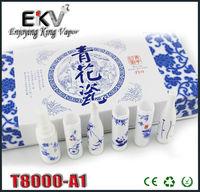 best promotional innovative product RainbowHeaven recamic e-cigarette T8000 bulk sell in china