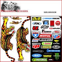 motorcycle decorative stickers/Die cut sticker/decal for Suzuki GN250