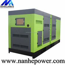 Top quality professional China supplier of open/silent type 20KW diesel generator 6kw