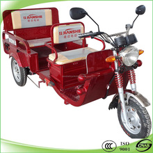 1000w battery operated electric rickshaw for passenger