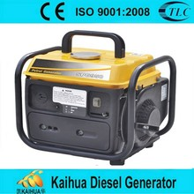 CE Approved Portable silent diesel 5KW Yamaha gasoline generator