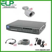 h.264 8ch dvr combo cctv camera kit reversing camera kits 360 view car camera system ELP-DVR9108-C6040F