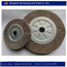 high quality Polishing Flap wheel for stainless steel