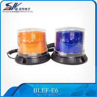 Mini 12v 24v led rotating beacon light