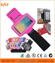 Newest factory price for iPhone 6 sports running neoprene armband cases, 2015 hot product