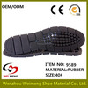wholesale rubber vulcanization shoe sole material for shoe making