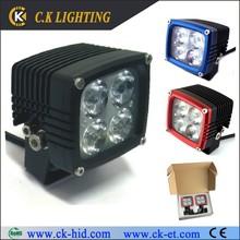 Off road led work light bar 240w high power led lighting bar