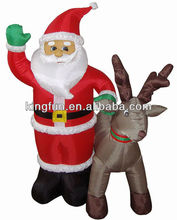 Most popular inflatable christmas man/Santa Claus