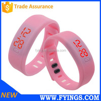 fashion silicone led touch watch outdoor sport watch wholesale 2015