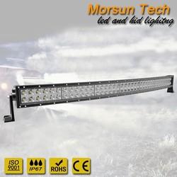 "288W 28800LM 50"" curved led light bar off road, 50 inch light bar curved, 50inch led lightbar"