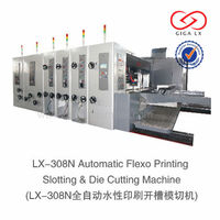 GIGA LX 308 Flexo Printing Machines For Packaging For Paper Bag