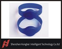 electronic bracelets/ rfid silicone wristbands/ rfid bracelet