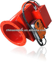 Marine Round Manual Fire Damper CFY type