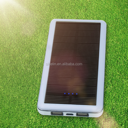 20000 solar charger power bank