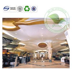 Explosion-Proof stretch ceiling film Type and Decorative