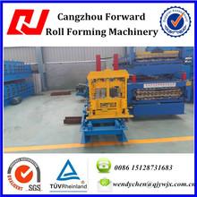 Non-polar C Purlin Roll Forming Machine