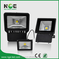 10W-200W Bridgelux COB 100lm/w CRI>80 LED flom lys