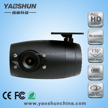 2015 Hot Marketing H.264 Full HD 1080P Work With DVD Without LCD Display Night Vision Infrared Car Camera
