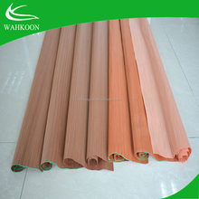construction veneer/engineered face veneer /wood veneer sheet/recon gurjan face veneer with high quality veneer