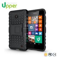 Original new Silicone bumper case for nokia lumia 630