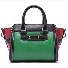 Best seller in Europe french designer handbags color collision handbag SY7053