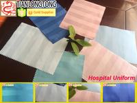 hospital bed sheet fabric/nursing scrubs/fabric wholesalers