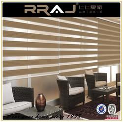 zebra fabric designs shower curtain / roller blind