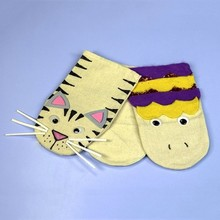Glove Puppets to Decorate