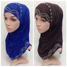 2015 Hot selling fashion style lady fashion hijab and shawls hijabs