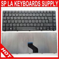 laptop keyboard for Acer aspire 4736G 3810T 3810TG 3810TZ 3410T Laptop Keyboard SP Teclado