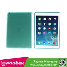 The Best Fashion Brushed TPU Gel Case Cover for iPad Air