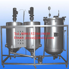 hot selling edible oil refinery plant /crude oil refinery machine manufacturers-8615238618639